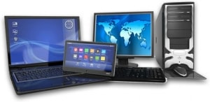 pc, laptop, and tablet devices